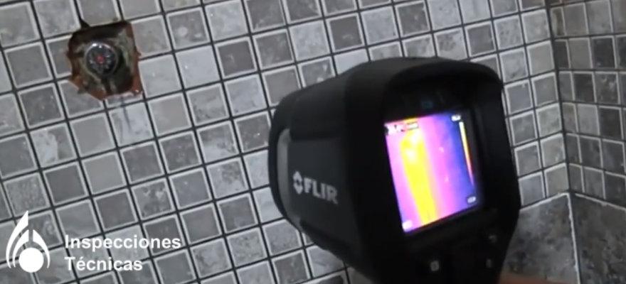 carmara termográfica