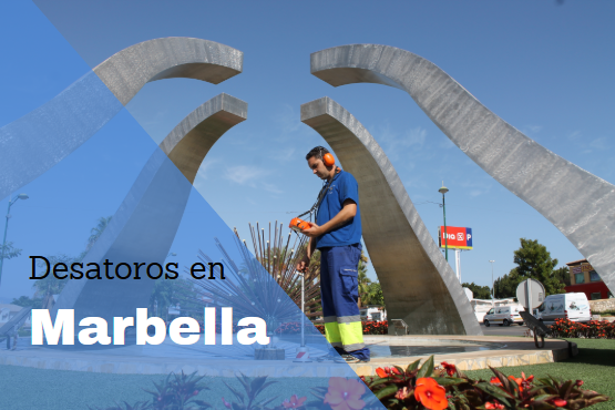 desatoros urgentes en marbella